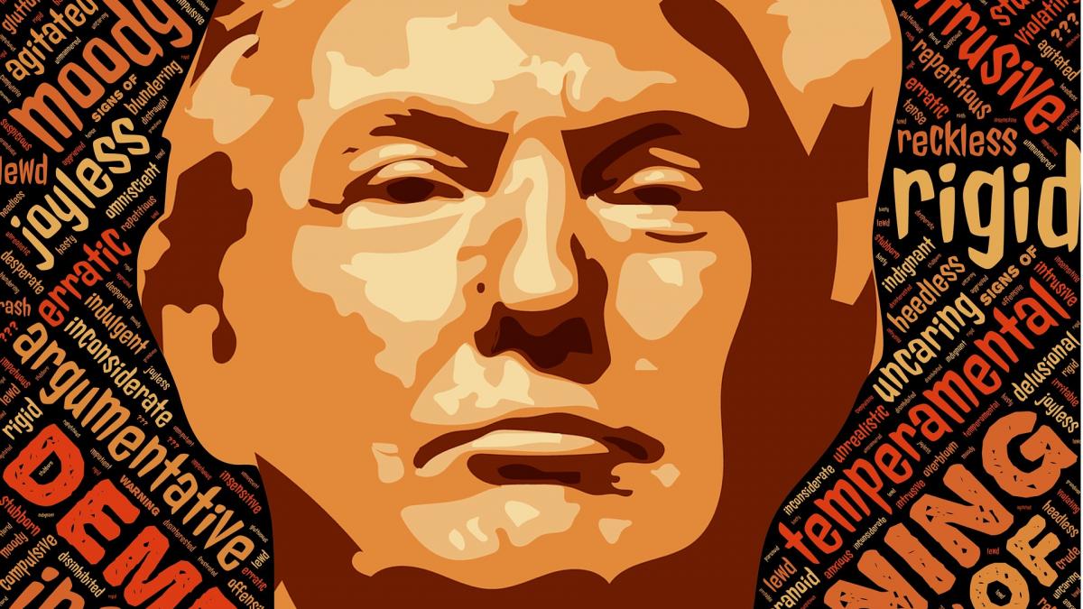 Trump Persönlichkeit Fünf Faktoren halten ihm zum Wahlsieg
