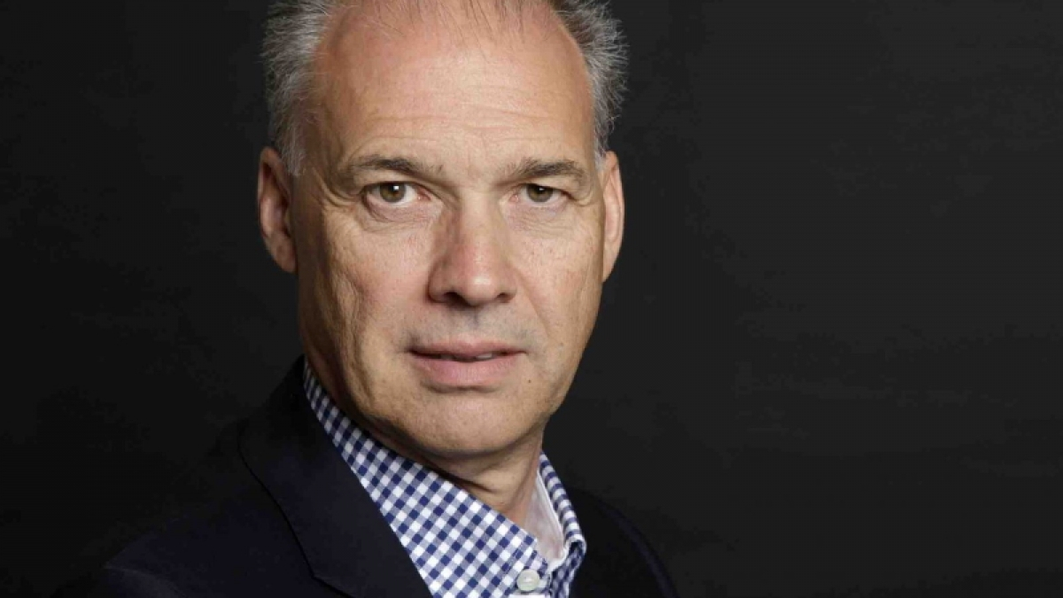 Diplompsychologe Harald Ackerschott (Foto von Boris Schafgans, Bonn)