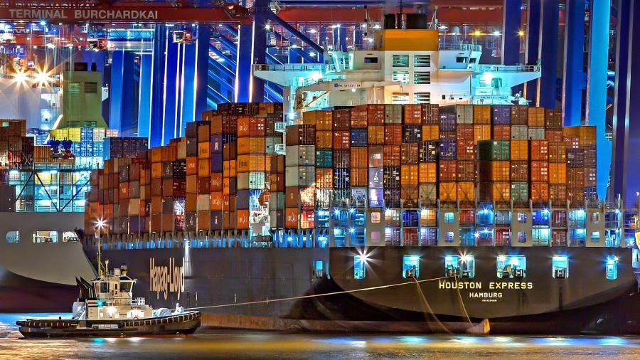Hafen Produktivität Leistung